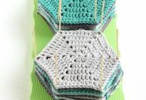 HOW TO BLOCK GRANNY SQUARES