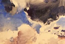 Pintura paisagem