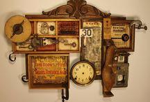 Art: Rustic Old Stuff