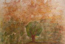pittura.. / opere pittoriche realizzate da me..