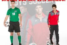 Boys Soccer / This board is your #1 resource for customized boys soccer apparel. We offer uniforms, jerseys, warm-ups, performance gear, spiritwear, accessories and more for your team or fans!