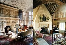 In Love With South Wraxall Manor / Once we discovered this home we became OBSESSED. This castle of a house is the home of John Taylor (Duran Duran bassist) and Gela Nash (creator of Juicy Couture). They live here when John needs to be in England with his band Duran Duran. / by Carcia&Telly HerCastle