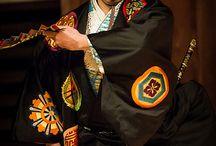 bunraku, no, kabuki