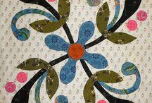 Flores patchwok