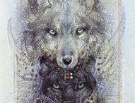[ animals | Animal Spirit Art ]