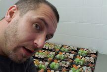 sushi / PAJAFOOD