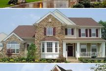 Home Exterior Stone Ideas