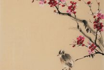 PAINTING JAPONESE / CHINESE