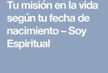 misión en la vida