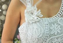 Crochet dresses / Symbolic patterns for motifs you can use to create amazing crochet dresses