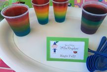 Ben & Holly Little Kongdom party