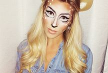 My pins / Halloween makeup looks