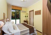 Le camere / Foto delle camere del Hotel Valentino di Pinarella di Cervia