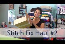 Stitch Fix Hauls