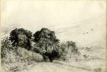 Constable sketches