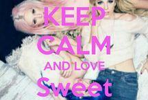 <3 Keep calm: Sweet California <3 / Este tablero lo he creado para tener todos los Keep calms de Sweet California :)