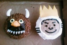 {party time} where the wild things are / All Things from my favorite book: Where the Wild Things Are!