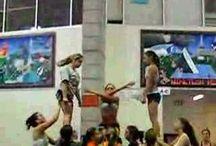 .cheer coach.