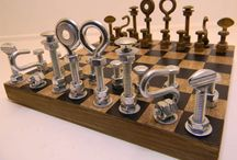 Design Innovation of chess sets - chessbazaar.com / Other companies try to capitalize on demand; Chessbazaar innovates and creates the demand.
