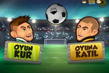 Online Kafa Topu / Online kafa topu oynayarak heyecana ortak olun