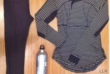 GridFIT / Activewear grids/layouts - #flatlay style
