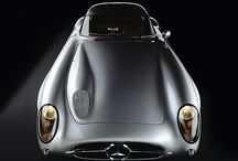 Vintage and Classic Cars / by Geoffrey Whittington