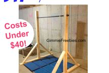 Gymnastics / Affordable equipment