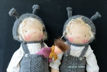 Cute Dolls   Natural Fiber Art Dolls / Waldorf dolls / Waldorf dolls, Natural Fiber Art dolls, Waldorf Inspired dolls. You can share your own dolls or the ones that inspire you (5 pins per day maximum). New contributors are welcome, just contact me info@downunderwaldorfs.com