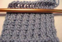 Crochet tunisien