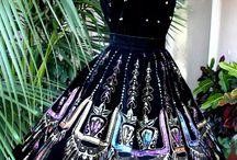 Garments Mexican Souvenir Skirts