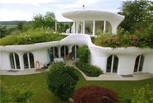 Arch : earthship home