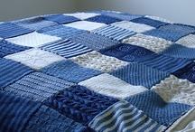 I might knit a rug?