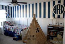 Boys room   / by Jessica Longstreth