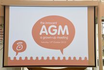 innocent AGM 2015 / by innocent drinks