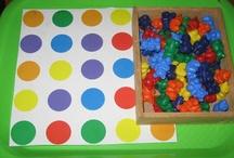 Preschool Trays