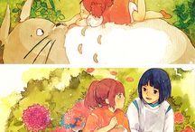 Studio Ghibli / ~Fanarts de personnages de film du studio Ghibli~