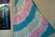 skirts tiedye