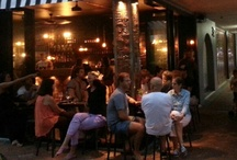 Hip bars and cool restaurants / Burleigh Heads, Miami, Nobbys, you don't have to go any further for an amazing night out.  A whole array of cool bars with tapas, sharing plates and other delights, to beachfront restaurants of first-class quality.