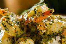 Low Carb Seafood