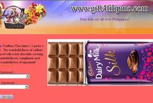Send Online Delicious Chocolates to Philippines for Your Friends & Family Members
