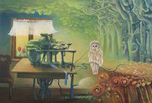 Surreal Paintings