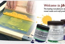 Craft Suppliers We Stock / by Rainbow Silks