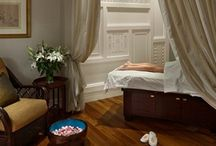 Secrets of Relaxation at Spa Valmont / Discover and escape into a world of relaxation and beauty courtesy of Spa Valmont at Hotel Plaza Athenee New York.