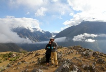 Andean Treks - Moonstone to Sun Temple / Andean Treks - Moonstone to Sun Temple - 5 day trek / by HoneyTrek