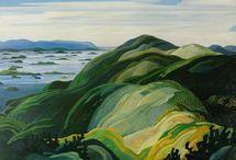 Nordic Landscape Painters