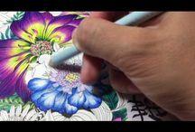 Filmpjes kleur technieken