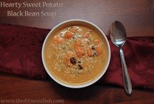 Soups / by Becky Pearson