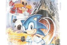 SEGA Art Prints / A collection of brand new, Officially licensed SEGA art prints. Available now here: http://www.funstock.co.uk/merchandise/art-prints/sega-art-prints