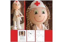 infirmière / by chantal petite