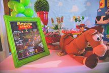Festa Toy Story / Procurando fofuras para a sua festa? Na nossa loja tem! http://loja.danifestas.com.br/